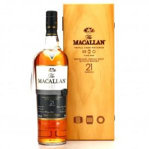 Macallan 21 Year Old Fine Oak 75cl / US Import