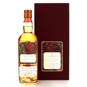 Rosebank 21 Year Old Speciality Drinks / The Roses Edition #1 'True Love'