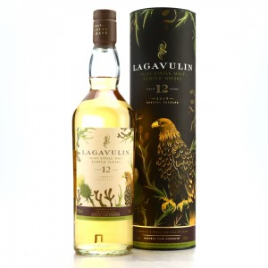 Lagavulin 12 Year Old Cask Strength 2019 Release