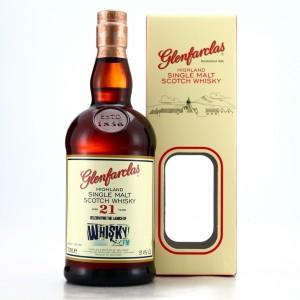 Glenfarclas 21 Year Old Whisky FM