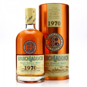 Bruichladdich 1970 31 Year Old 75cl / US Import
