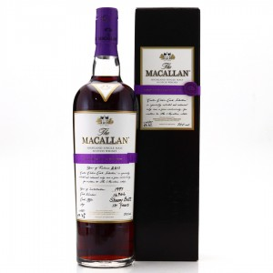 Macallan 1997 Easter Elchies 2011