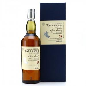 Talisker 25 Year Old 2009 Release