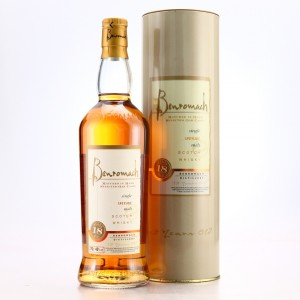 Benromach 18 Year Old pre-2009