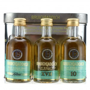 Bruichladdich First Editon Wee Laddie Miniature Tasting Pack