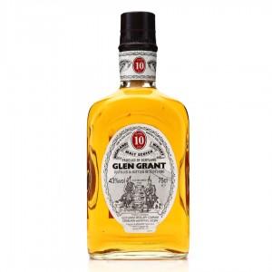 Glen Grant 10 Year Old 1980s / Seagram Italia Import