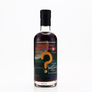 Speyside Single Malt No.1 50 Year Old That Boutique-y Whisky Company Batch #1