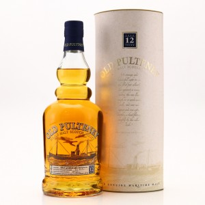 Old Pulteney 12 Year Old pre-2018