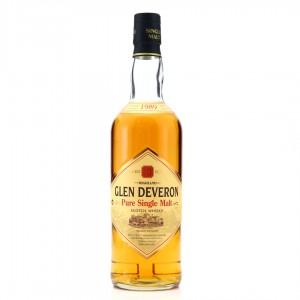 Glen Deveron 1989 10 Year Old