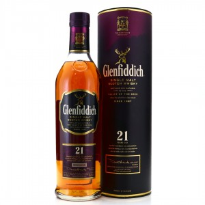 Glenfiddich 21 Year Old Caribbean Rum Finish
