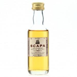 Scapa 1983 Gordon and MacPhail Miniature