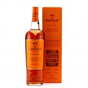 Macallan Edition No.2