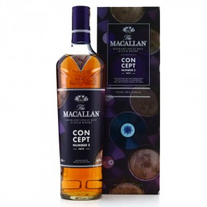 Macallan Concept Number 2 / Music