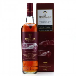 Macallan Whisky Maker's Edition 1940s Roadster / Nick Veasey Classic Travel