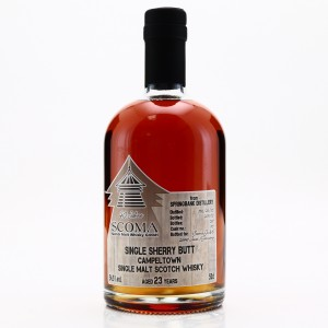 Springbank 1996 Scoma 23 Year Old 50cl