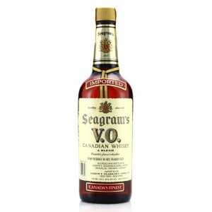 Seagram's VO 1984 Canadian Whisky
