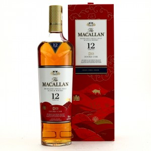 Macallan 12 Year Old Double Cask / Year of the Ox