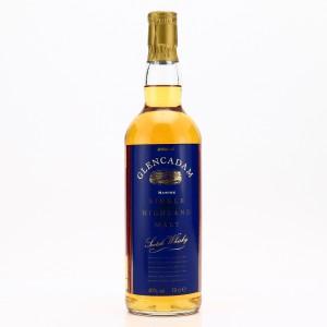 Glencadam Single Highland Malt Marks & Spencer 1990s