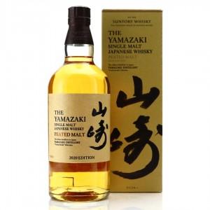 Yamazaki Peated Malt 2020 Edition