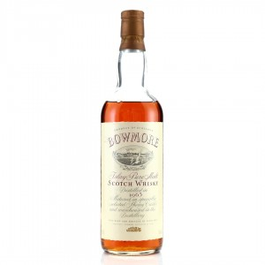 Bowmore 1965 Sherry Casks Full Strength