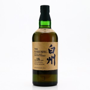 Hakushu 18 Year Old 75cl / US Import