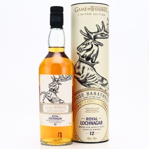 Royal Lochnagar 12 Year Old Game of Thrones / House Baratheon