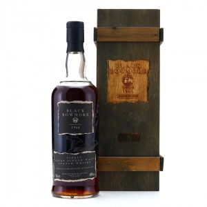 Bowmore 1964 Black Bowmore Final Edition