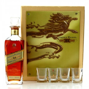 Johnnie Walker 21 Year Old Gift Pack