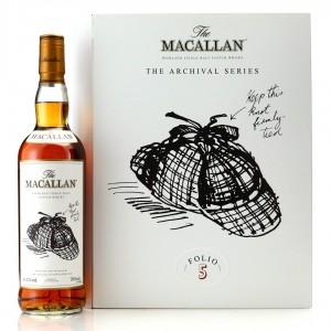 Macallan Archival Series Folio 5