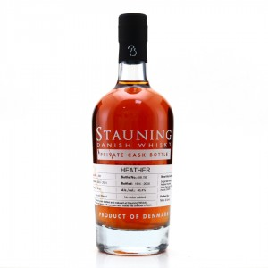 Stauning 2014 Heather Smoked Private Cask #284 50cl