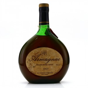 Les Vignerons d'Armagnac 1942 Vintage