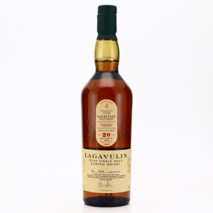 Lagavulin 20 Year Old Cask Strength / Feis Ile 2020