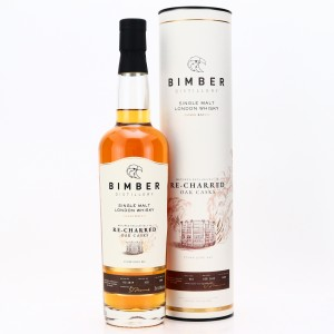 Bimber re-Charred Oak Cask Small Batch #1