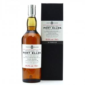Port Ellen 1978 29 Year Old 8th Release