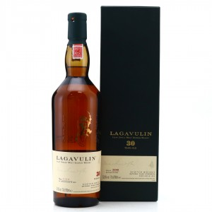 Lagavulin 1976 Cask Strength 30 Year Old