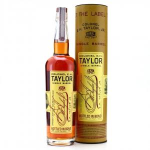 Colonel E.H. Taylor Single Barrel Bourbon 2020