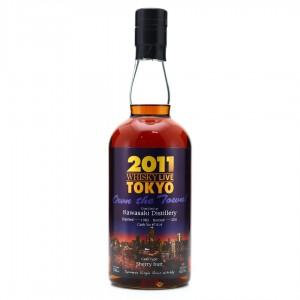 Kawasaki 1982 Single Cask #7414 / Whisky Live Tokyo 2011