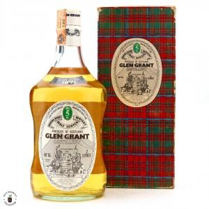 Glen Grant 1971 5 Year Old 2 Litre