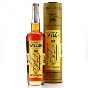 Colonel E.H. Taylor Single Barrel Bourbon 2019