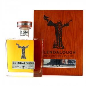Glendalough 17 Year Old Irish Whisky / Mizunara Finish