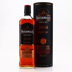 Bushmills 2008 Muscatel Finish / The Causeway Collection