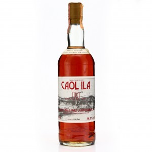 Caol Ila 1966 Intertrade 19 Year Old Cask Strength