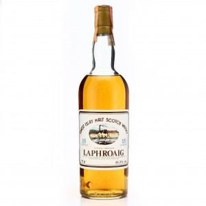 Laphroaig 1969 Intertrade 15 Year Old Cask Strength