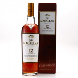Macallan 12 Year Old pre-2018