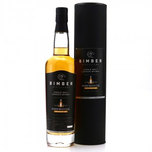 Bimber Single Bourbon Cask #127 / Southport Whisky Festival 2020