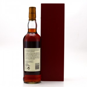 Macallan 25 Year Old Anniversary Malt early 2000s