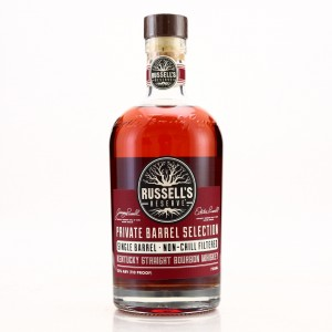Russell's Reserve 2011 Single Barrel #0622 / Subtle Spirits 'The Monolith'