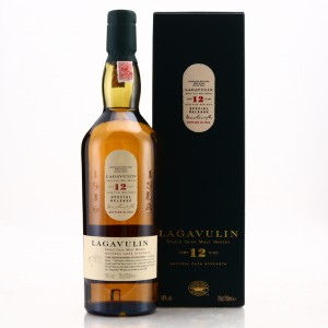 Lagavulin 12 Year Old Cask Strength 2002 First Release
