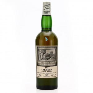 Talisker 1954 Berry Brothers and Rudd