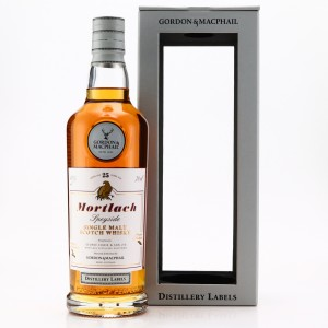 Mortlach 25 Year Old Gordon and MacPhail